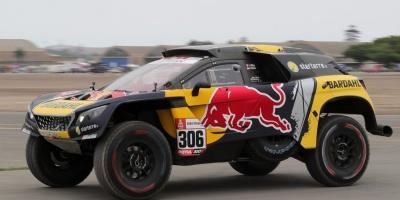 Loeb recupera sensaciones con su triunfo en coches en segunda etapa del Dakar