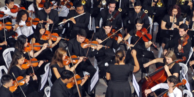 Orquesta Juvenil del Sodre inició gira por Cuba y Estados Unidos