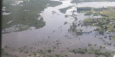 Sigue creciendo la cifra de desplazados por las inundaciones