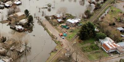 Un total de 1539 personas permanecen desplazadas y 2 rutas cortadas