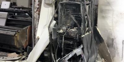 Un delincuente fallecido y otro herido tras explotar cajero en shopping de Punta Carretas