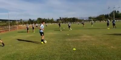 Sudamericano sub 20: Uruguay a horas del debut
