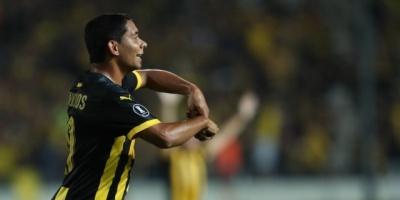 Cristian Palacios jugará en el Sporting Cristal de Perú