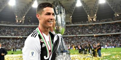 """Cristiano, tras conquistar Supercopa: """"Era lo que quería, empezar bien 2019"""""""