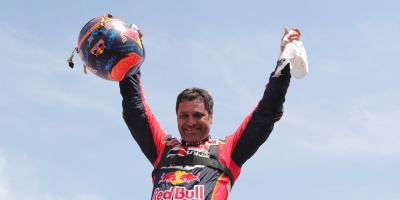 Al-Attiyah se lleva su tercer Dakar, con 'Nani' Roma en segundo lugar