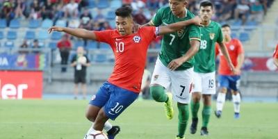 Chile debuta con un empate gris ante Bolivia