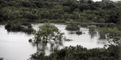 Volúmenes de precipitaciones en las ultimas 24 horas alcanzaron valores inusuales para la época