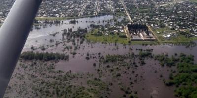 Las intensas precipitaciones registradas desde comienzos de enero, han afectado a muchos productores de Artigas