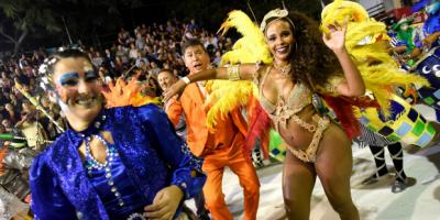 Todo listo para el Carnaval 2019