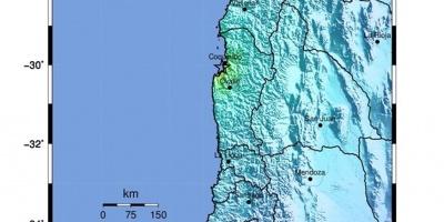 Mueren dos personas durante la evacuación por tsunami tras el sismo en Chile