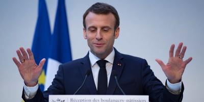 La esposa de Carlos Ghosn pide a Macron que interceda por su marido