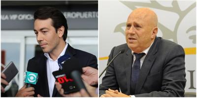 Denunciarán a Novick y Sartori por realizar publicidad antes de la campaña