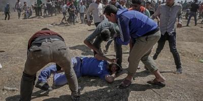 Un palestino muerto en presunto ataque con cuchillo a soldados israelíes