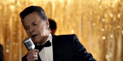 """Palito Ortega estrena el video """"Diana"""""""
