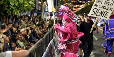 Continúa la venta de localidades para el desfile inaugural de Carnaval