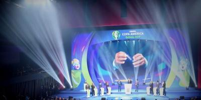 Uruguay debutará ante Ecuador en la Copa América