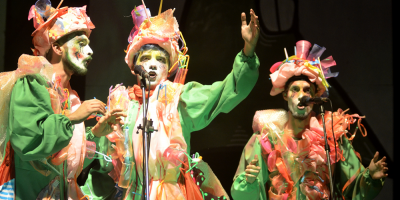 Inician los 16 escenarios populares de Carnaval en Montevideo