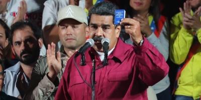 """Hamás condena """"golpe de estado"""" contra Maduro e """"injerencia"""" de EE.UU."""