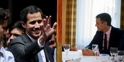 Sánchez reconocerá a Juan Guaidó como presidente de Venezuela