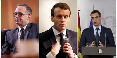 Ultimátun de Alemania, España y Francia a Nicolás Maduro