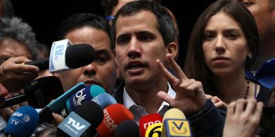 Guaidó convoca protestas para exigir que militares permitan entrada de ayuda