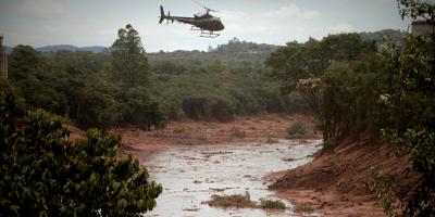 Brasil sigue en vilo en medio de una de sus peores tragedias mineras
