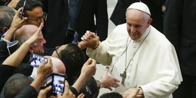 El papa Francisco regresó al Vaticano tras su viaje a Panamá