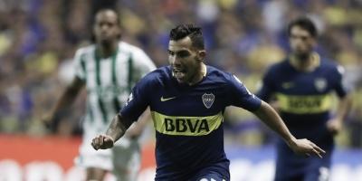 Tevez dice que Barros Schelotto le faltó el respeto en Boca Juniors