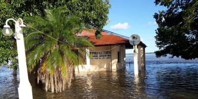Campo argentino calcula en 2.300 millones de dólares pérdidas por inundación