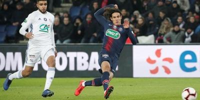 Cavani recibirá en París el Trofeo EFE al jugador latino más valioso