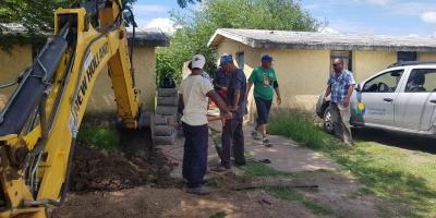 Ministerio del Interior realiza este lunes nuevo operativo en el complejo de viviendas Talca