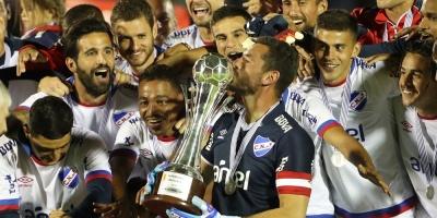 Nacional gana la Supercopa