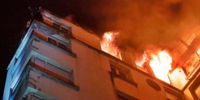 La sospechosa de provocar el incendio en París es admitida en un psiquiátrico