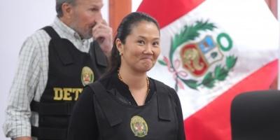Investigan por abuso de autoridad a magistrados que enviaron a Keiko a la cárcel