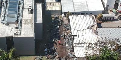 """Zico, el mayor ídolo de Flamengo pide que """"se investigue todo"""" tras incendio"""