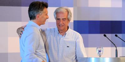 """Vázquez y Macri mantendrán encuentro con """"agenda abierta"""" en Anchorena"""