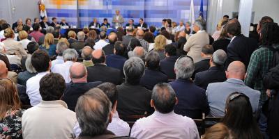 Gobierno anuncia Consejo de Ministros abierto en Pueblo Centenario, Durazno