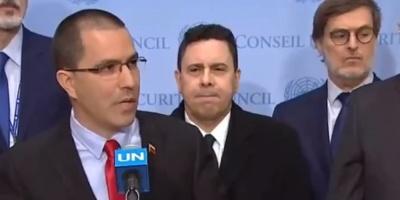 """Canciller de Venezuela dice que su país dará """"respuesta proporcional a cualquier tipo de ataque o injerencia"""" extranjera"""