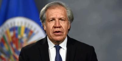 """Almagro: """"la salida de Maduro es la principal ayuda humanitaria"""" para Venezuela"""""""
