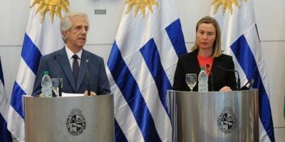 Llega a Venezuela una delegación de la UE y Uruguay con expertos electorales y en ayuda humanitaria