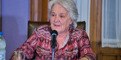 "Topolansky apoya la postura sobre crisis venezolana ""de la A a la Z"""