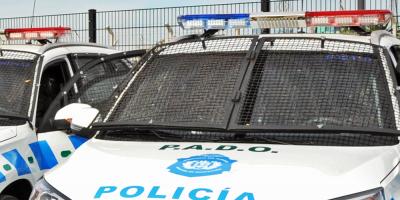 Un muerto, un herido y dos detenidos en un tiroteo con la Policía