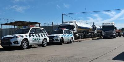 Levantaron medida de bloqueo en planta de La Tablada