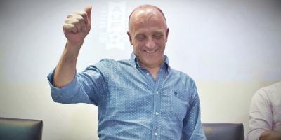 Despidieron a Fabián Coito con un homenaje a su trayectoria en la AUF