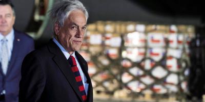 """Piñera dice que no hay """"nada más cruel"""" que negar la ayuda a Venezuela"""