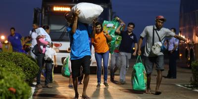 El número de venezolanos que han salido de su país se eleva a 3,4 millones