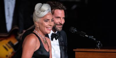 Lady Gaga y Bradley Cooper dan un recital de complicidad en los Óscar