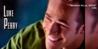 El actor Luke Perry, conocido por su papel en Beverly Hills 90210, murió este lunes de un derrame cerebral