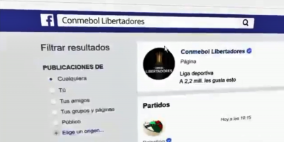 Quejas de usuarios por la poca estabilidad para ver el partido de la Libertadores por Facebook