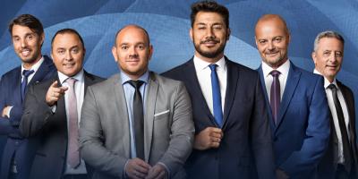 Este lunes regresa el programa Fox Sports Radio